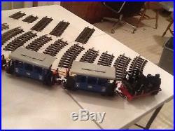 1980 Geobra Playmobil Train Set LGB/ G Scale West German Deutche Bahn, Tracks