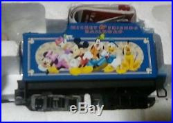 29232 Disney Passenger Train Set with Sound bench tested never run
