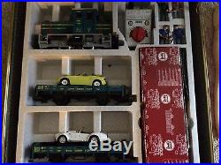 72520 Lgb G Scale Auto Transporter Train Set Trunk Limited Edition #977 Mint New