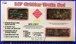 Aristo Craft 28301 Lil' Critter Pennsylvania Train Set New