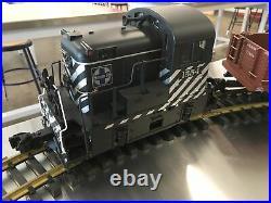 Aristo-Craft 28302 Lil' Critter Sante Fe Set G Gauge 129 Diesel Train VERY NICE