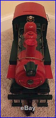 Aristo Craft Norman Rockwell Christmas Train Set In Box