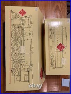 Aristo Craft Trains ART-21402 B&O Locomotive And B&O Tender Set