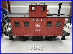 Aristo Trains LIL Critter B & O Train Complete Set Excellent Condition Works