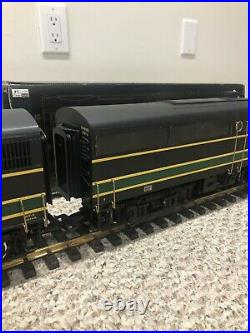 Aristocraft Train Set ART-22316 FA-1 FB-1