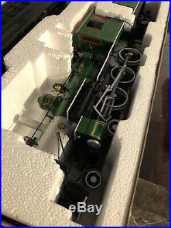 BACHMANN BIG HAULER SUWANNEE RIVER Special G SCALE TRAIN SET 4-6-0 STEAM LOC
