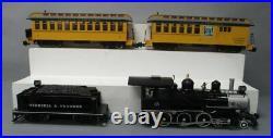 Bachmann 90035 The Prospector G Gauge Steam Train Set/Box
