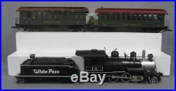 Bachmann 90059 White Pass & Yukon Train Set