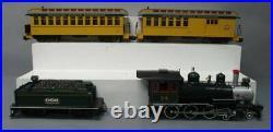 Bachmann 90064 G Scale LS Sierra Express Train Set EX