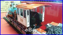Bachmann #90083 G Ringling Bros Barnum & Bailey Electric Train Set