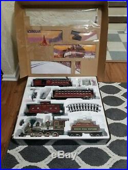 Bachmann BIG Haulers North Star Express Train Set Collection