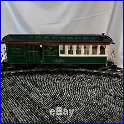 Bachmann Big Hauler Liberty Bell Limited Train Set G Scale 90024