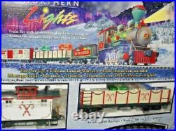 Bachmann Big Hauler Northern Lights G Scale Train Set