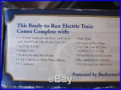 Bachmann Big Haulers 4-6-0 North Star Express Train Set 90041 used Santa polar