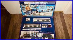 Bachmann Big Haulers Blue Comet Atlantic City Express Train Set