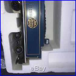Bachmann Big Haulers Blue Comet Atlantic City Express Train Set 58616