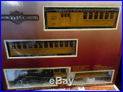 Bachmann Big Haulers Bumble Bee G Scale 4-6-0 Electric Train Set #90032 (t)