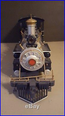 Bachmann Big Haulers G Scale Royal Blue Train Set 90016 4-6-0 steam locomotive