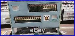Bachmann Big Haulers Liberty Bell Limited Train Set G Scale In Original Box