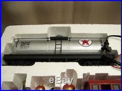 Bachmann Big Haulers North Star Express G Scale Train Set Mint In Damaged Box