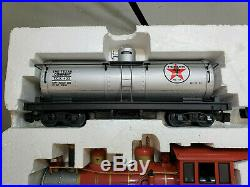 Bachmann Big Haulers North Star Express G Scale Train Set with some track
