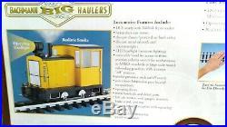 Bachmann Big Haulers PROSPECTOR G Scale Electric Train Set #90070