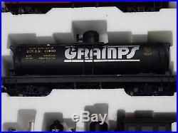 Bachmann Big Haulers Rocky Mountain Express 90015 G Scale Electric Train Set NIB