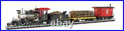 Bachmann G Scale 90122 North Woods Logger Train Set NEW