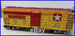 Bachmann G Scale Emmett Kelly Jr. Circus Train Ringmaster Set