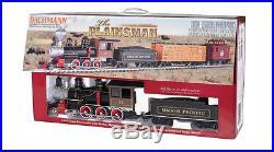 Bachmann G Scale The Plainsman Train Set NEW 90078