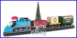 Bachmann G Scale Thomas' Christmas Delivery Train Set BAC90087