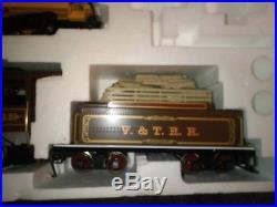 Bachmann G scale Big Haulers Silverado Express Train set 4-6-0 VERY RARE