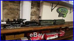 Bachmann Golden Classic Series Denver and Colorado G Scale Train Set