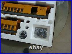 Bachmann Royal Silverado Big Haulers G Scale 4-6-0 Train Set Complete NICE