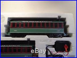 Bachmann The Polar Express Big Haulers Train Set 90036 HUGE SET Hardly Used