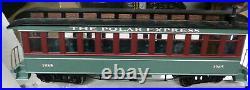 Bachmann The Polar Express G Scale Big Hauler 4-6-0 Steam Locomotive Train Set