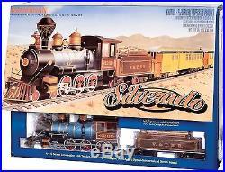 Bachmann Trains Silverado Large'G' Scale Ready To Run Electric Train Set