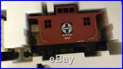 Bachmann Weil McLain Boilers Big Hauler G Scale Train Set Contractor Series 3