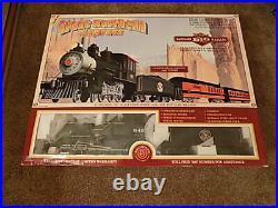 Bachmann's G Scale BIG HAULER, GREAT NORTHERN EXPRESS Train #90031
