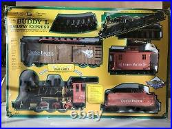 Buddy L Railway Express No. 53 Union Pacific Train Set Limited Edition G Scale