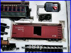 Casey Jones Electric Train Set Bachmann Big Hauler Large G Scale 90039 Unused