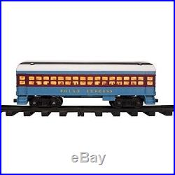 Christmas Train Set Lionel Polar Express Ready to Play Assembly Remote Control
