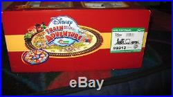 DISNEY TRAIN ADVENTURE SET LGB #92313 New in the Box, Pristine