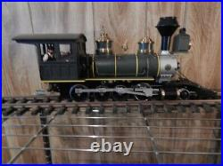 Delton collector G Scale electric train set old style C-161883 version