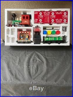 Disney Train Adventure LGB Electric Train Set #92313 in Box Disneyland Game RARE