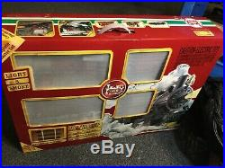 G Scale G Gauge LGB 72326 The Neiman Marcus Christmas Train Set NIB
