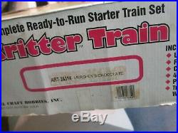 G Scale Hershey's Chocolate Lil' Critter Train Set / FB 303