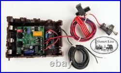 G Scale LGB 10345 Automatic Shuttle Train Circuit Set +Free 3A SL Throttle NEW