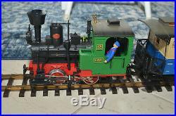 G Scale LGB 2020 Locomotive Train Set