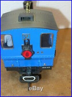 G Scale LGB The Blue Train Set 20301